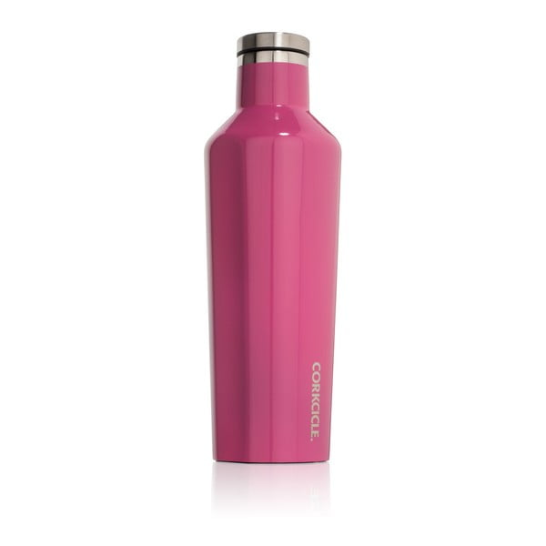 Termos Corkcicle Canteen, 470 ml, roz