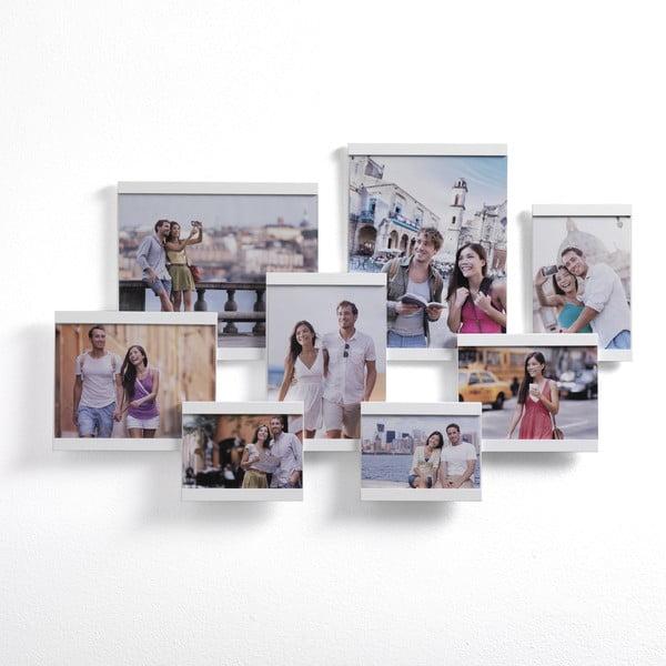 Nástěnný fotorámeček na 8 fotografií Tomasucci Feelo