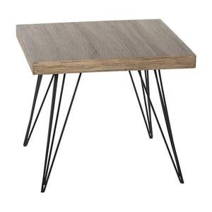 Kávový stolek Natural Square Table