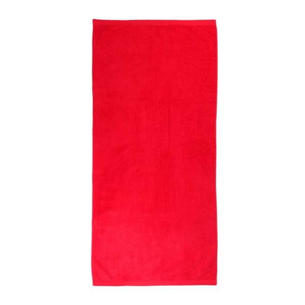 Prosop Artex Alpha, 70 x 140 cm, roșu