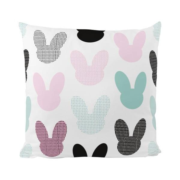 Polštář Bunny Shadows, 50x50 cm