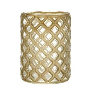 Svícen Cylinder Glass, 11x14 cm