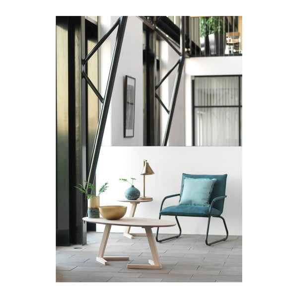 Přírodní odkládací stolek Canett Augustenborg