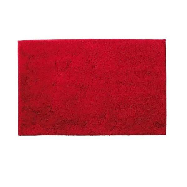 Koupelnová předložka Comfort red, 50x80 cm
