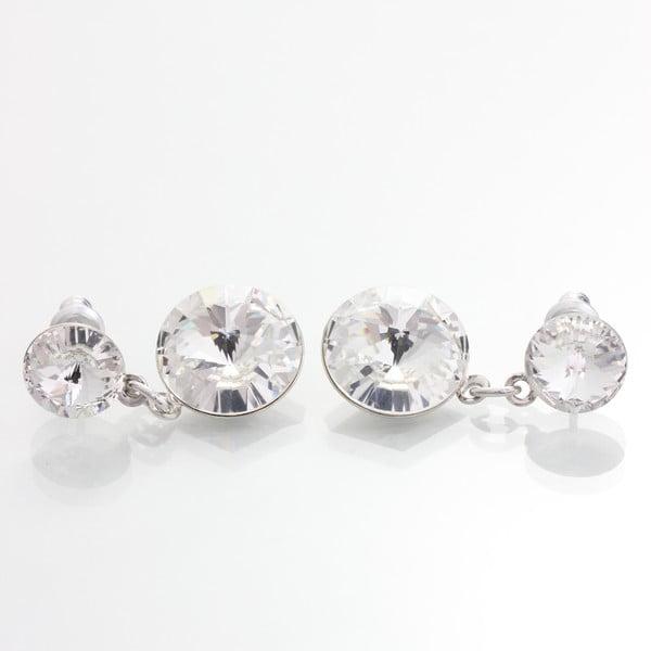 Náušnice s krystaly Swarovski® Yasmine Daugava
