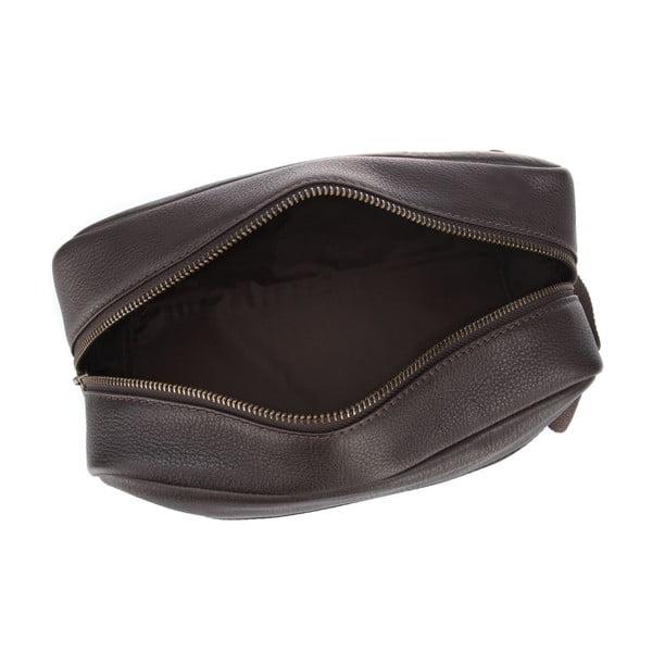 Kožená toaletní taška Windermere Mole