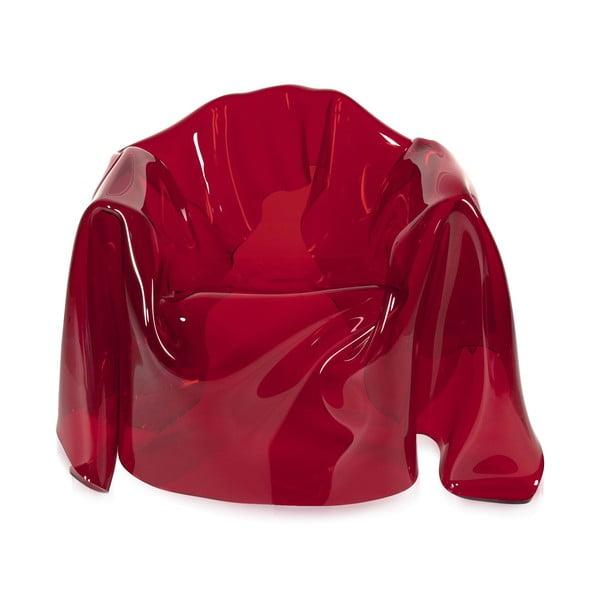 Křeslo Drapppeggi Poltrona Rosso