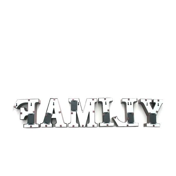Světelná LED dekorace Family