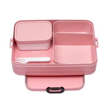 Set caserole pentru gustare Rosti Mepal Nordic Large, roz imagine