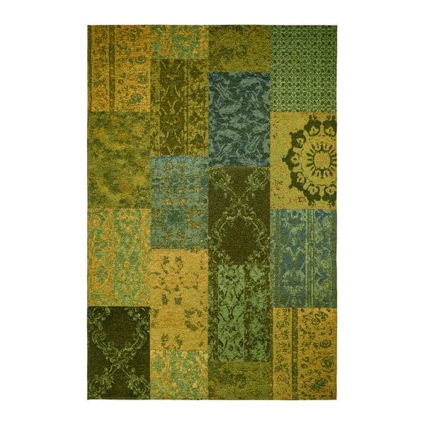 Zelený koberec Obsession My Milano Green, 77 x 150 cm