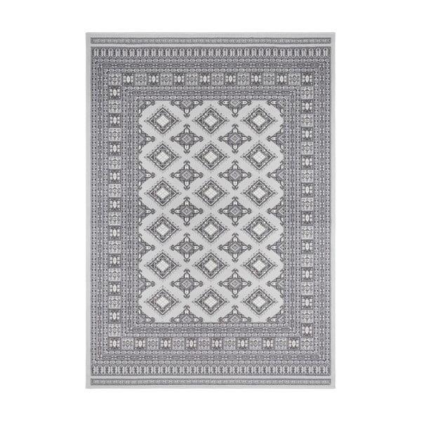 Szary dywan Nouristan Sao Buchara, 80x150 cm