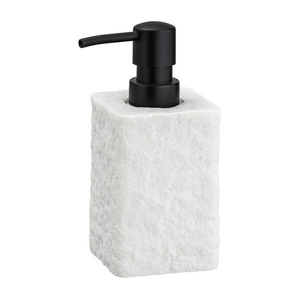 Bílý dávkovač na mýdlo Wenko Villata, 300ml