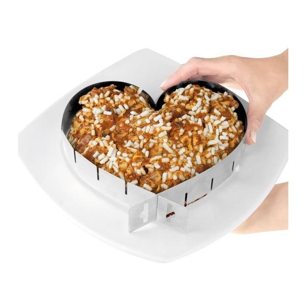 Nastavitelná forma na pečení Heart