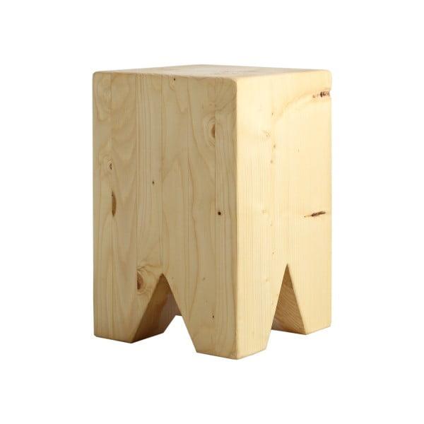 Snag lucfenyő tárolóasztal - Costum Form
