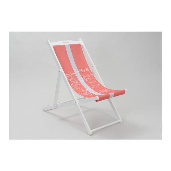 Relaxační stolička Deckchair