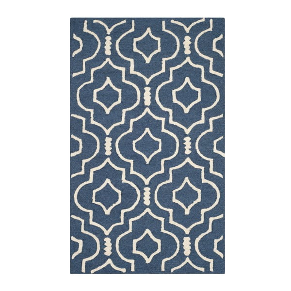 Vlněný koberec Safavieh Ariel, 152 x 91 cm