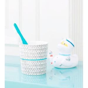Šálek Charity mugs modrý, set 6ks
