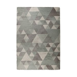 Zeleno-krémový koberec Flair Rugs Nuru, 120 x 170 cm