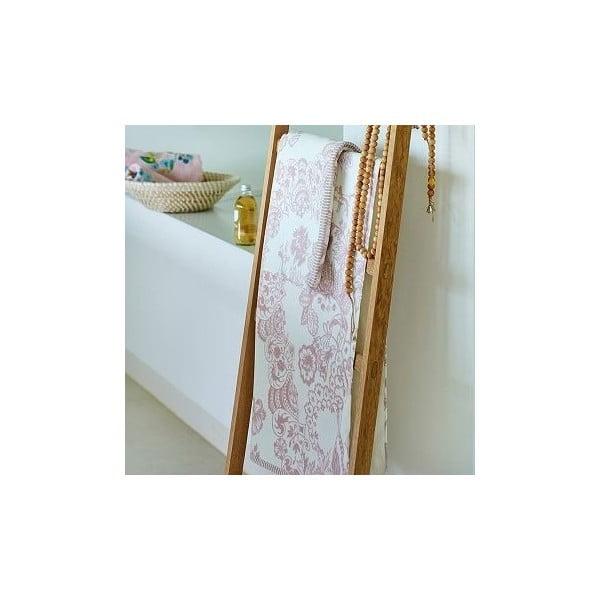 Osuška Pip Studio Lacy Dutch, 70x140 cm, lila