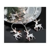 Svítící řetěz Best Season Mirror Reindeers