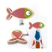 Věšák Red fish