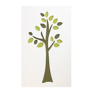 Nástěnná dekorace Vialli Design C-tru Colour Tree