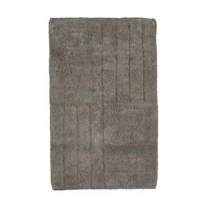 Hnědá koupelnová předložka Zone,50x80cm