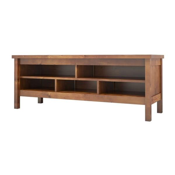 Comodă TV din lemn masiv de pin Tito