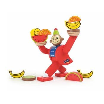 Jucărie din lemn Legler Circus Monkey imagine
