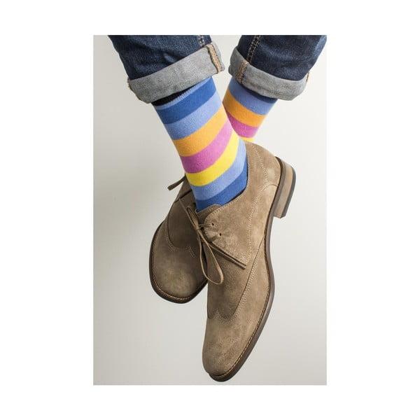 Ponožky Funky Steps Blues, univerzální velikost