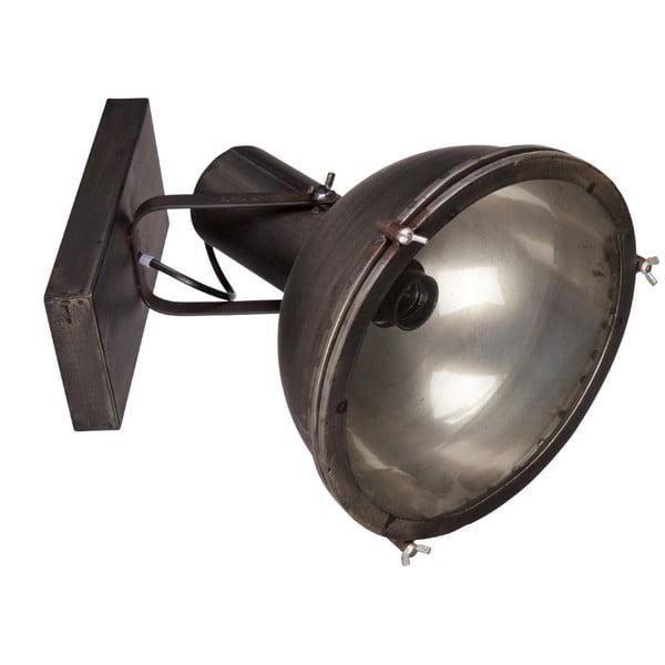 Sivé nástenné svietidlo De Eekhoorn Spotlight