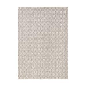 Šedý koberec vhodný do exteriéru Bougari Meadow, 200x290cm
