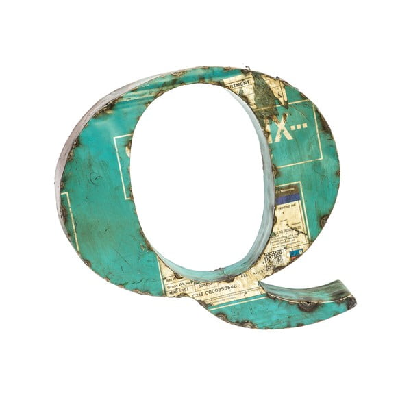 Písmeno Alfabeto Q