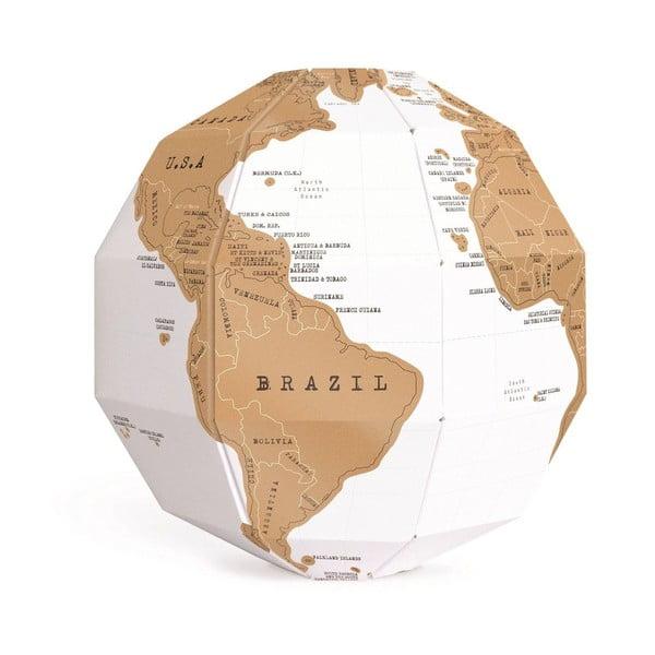 Stírací globus Rasca
