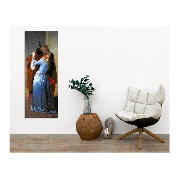 Nástěnný obraz na plátně Romance, 30 x 80 cm