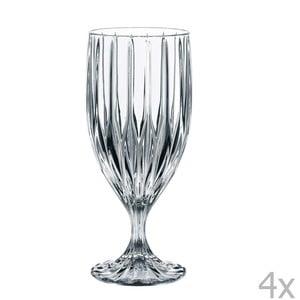 Sada 4 sklenic z křišťálového skla Nachtmann Prestige Beverage, 390ml