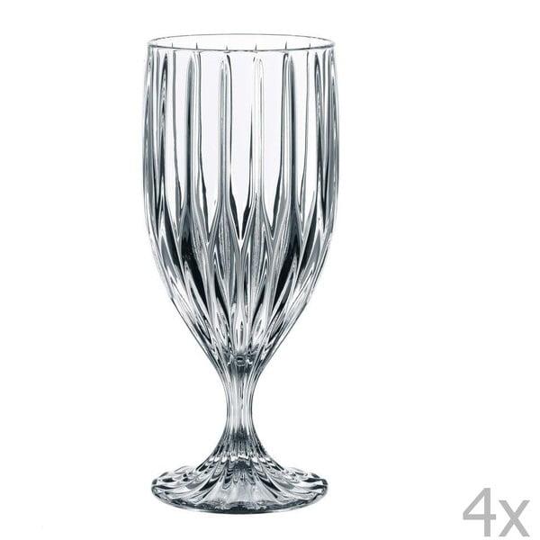 Sada 4 pohárov z krištáľového skla Nachtmann Prestige Beverage, 390 ml