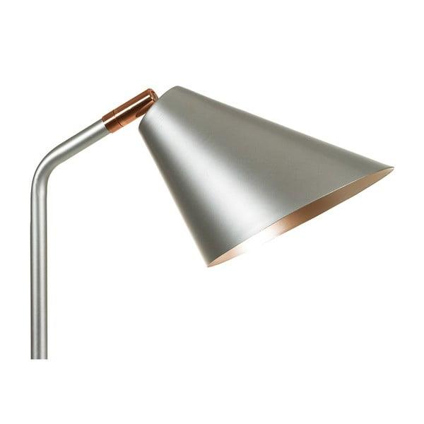 Stojací lampa ve stříbrné barvě SantiagoPons Beth