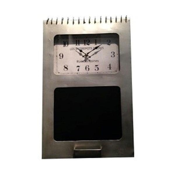 Tablă cu ceas Antic Line Blackboard