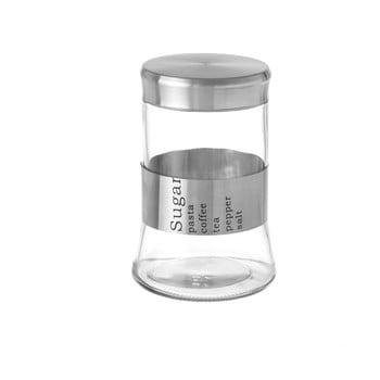 Recipient sticlă zahăr Unimasa Transparent, 1100 ml de la Unimasa