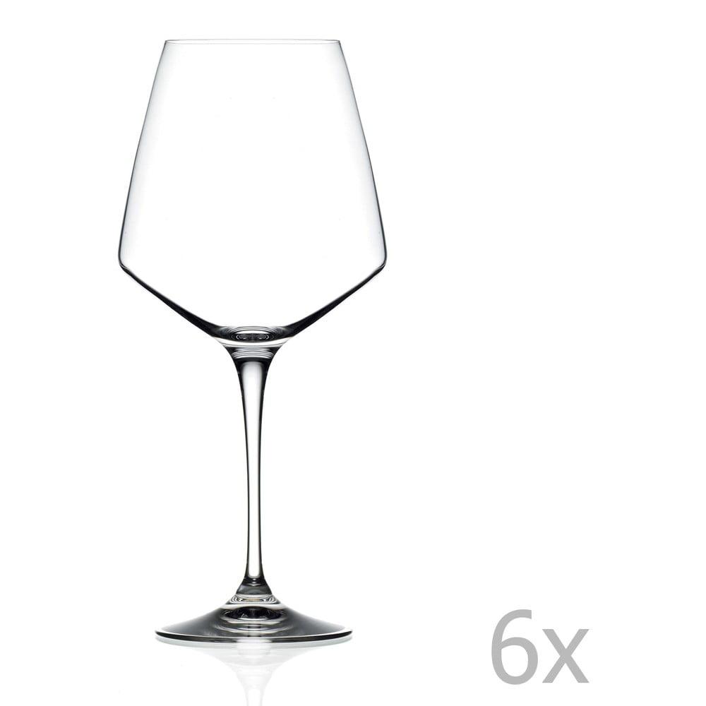 Sada 6 sklenic na víno RCR Cristalleria Italiana Alberta, 790ml