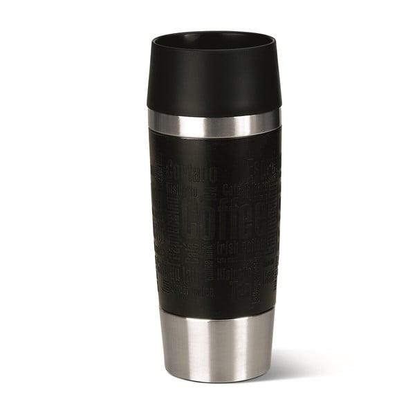 Cestovní termohrnek Mug Black