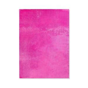 Dětský koberec Mavis Sweet Pink, 100x150 cm