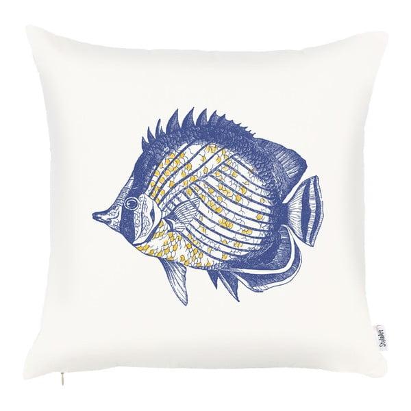 Tropical Fish párnahuzat, 43 x 43 cm - Apolena
