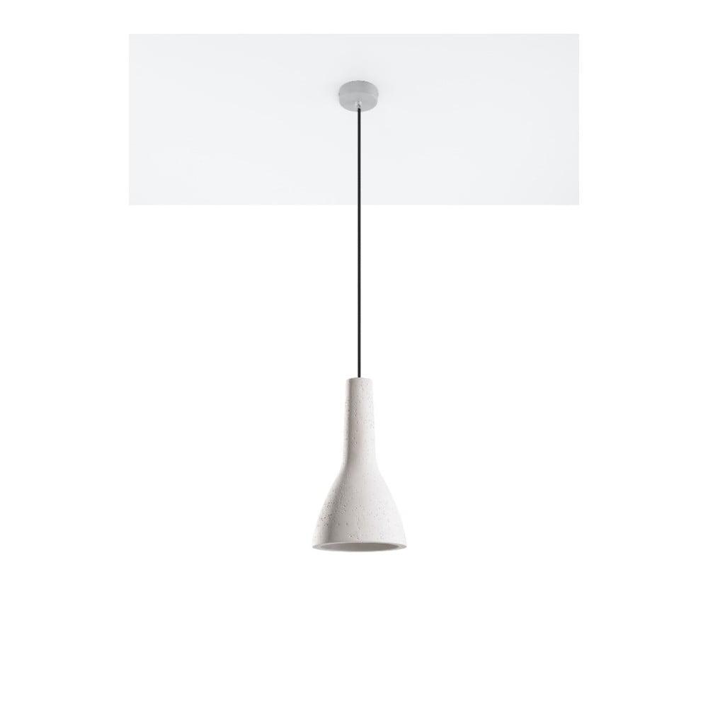Bílé stropní světlo Nice Lamps Mattia
