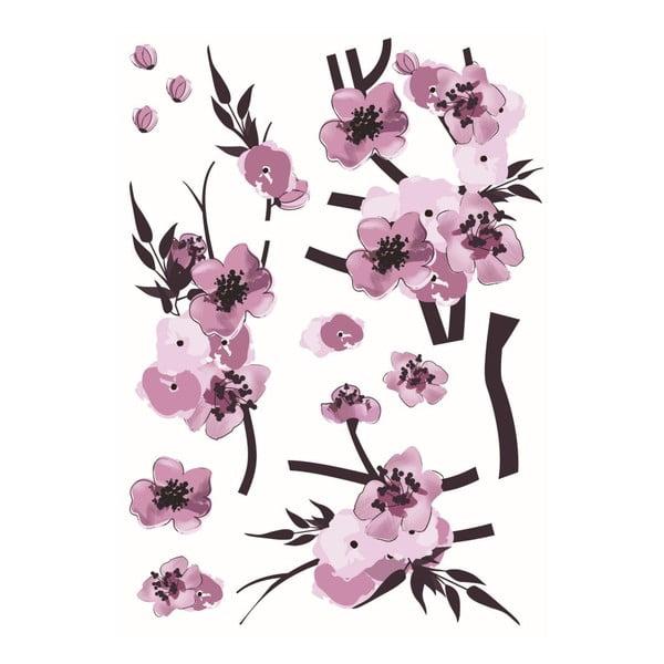 Samolepka Fleurs