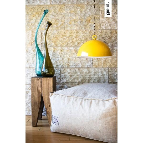 Labutí váza 70-80 cm, tyrkysová