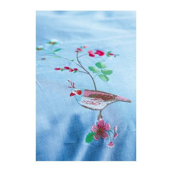 Povlečení Embroidery Denim Blue 140x220 cm