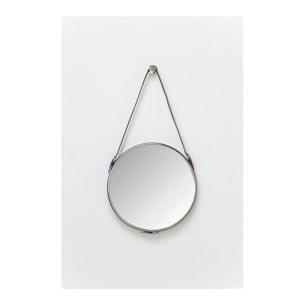 Nástěnné zrcadlo Kare Design Hacienda,Ø41cm