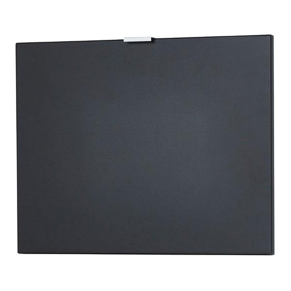 Botník v přírodní barvě s černými zásuvkami Germania Colorado, výška 91cm